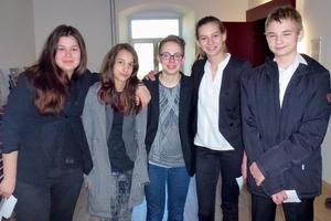 Debater des THGs gewinnen Junior-League-Finale