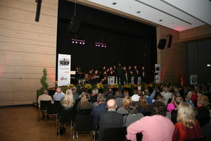Konzert der Porsche Big Band