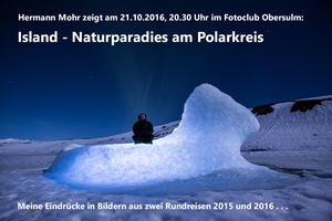 Island - Naturparadies am Polarkreis