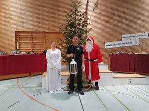 12. Benefiz-Bogenturnier im Advent in Öhringen am 10./11.12.2016