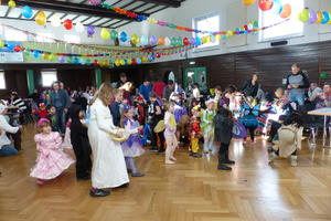Kinderfasching in Stebbach