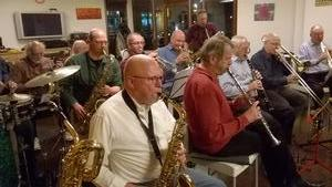 Die aktiven Musiker der 'Friends of Dixieland