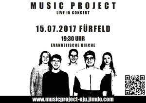 Konzert mit 'Music Project'