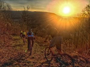 Mountainbike Treffen in Morsbach