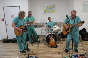 Kultur im Klinikum: Clinic meets the blues