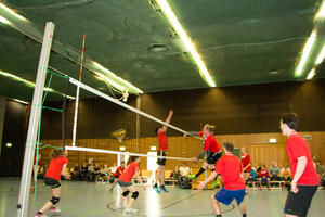 Semi holt den Volleyball-Hohenlohe-Cup nach Hause