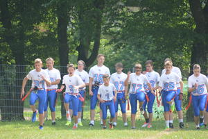 Langes Miners Football Wochenende