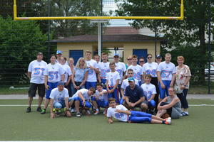 Langes Miners Football -Wochenende am 24.+25.6.