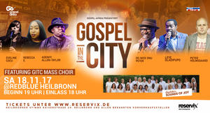 GOSPEL IN THE CITY 2017