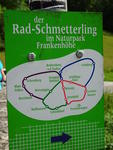 Radschmetterling bei Rothenburg