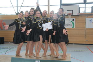 Erfolge beim Hohenloher Dance Cup