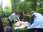 Picknick am Hunnenstein