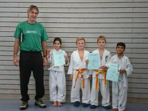 Integration durch Judosport