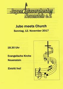 Jubo meets Church am 12.11.2017
