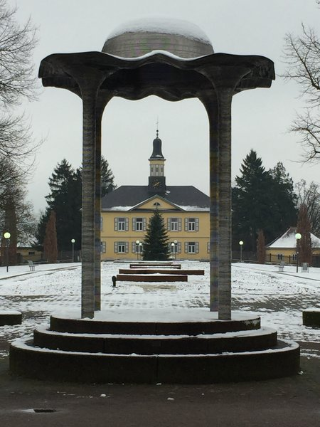 bad-rappenau, winterlicher-kurpark