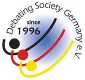 Logo der Debating Society Germany e.V.