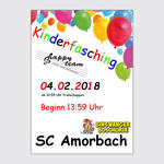 SCA Kinderfasching
