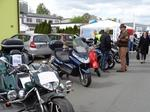 Infostand bei der AutoAction in Bad Rappenau