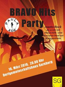 BRAVO Hits Party meets Rock