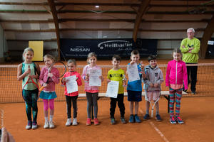 Porsche Mini Tennis Grand Prix U8