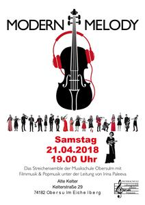 Modern Melody in Concert
