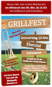 Grillfest am Vatertag