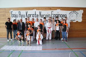 Int. Deutscher Goju-Ryu-Cup in Eppingen