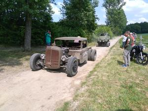 Oldtimertreffen in Bad Rappenau