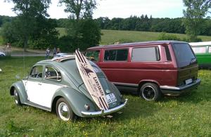 Oldtimertreffen in Bad Rappenau.