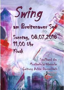 Swingtime am Breitenauer See