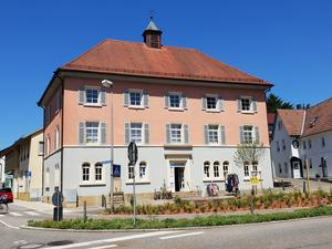 Altes Rathaus in Bad Rappenau.