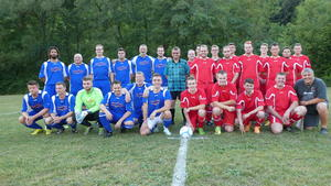 Traditionsfußball in Kocherstetten