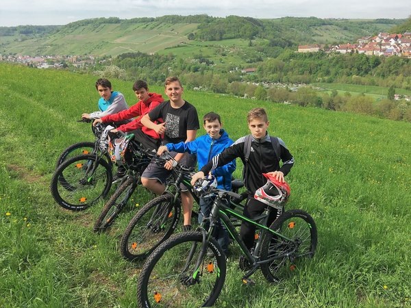 georg-wagner-schule, mountainbike