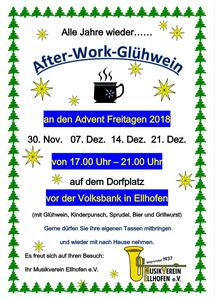 After-Work-Glühwein Event