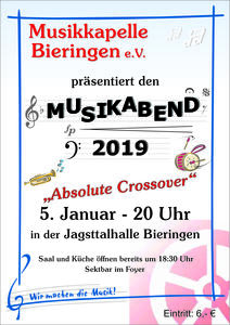 Musikabend 2019