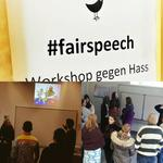 fairspeech - Workshop gegen Hass