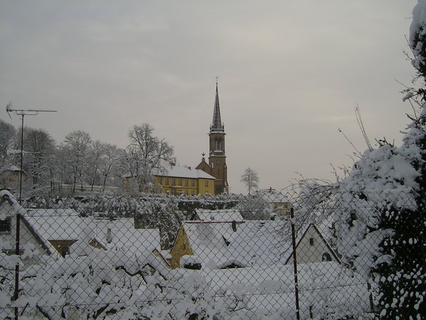 Wintertage in Stein