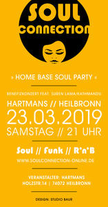 Home Base Soul Party im Hartmans