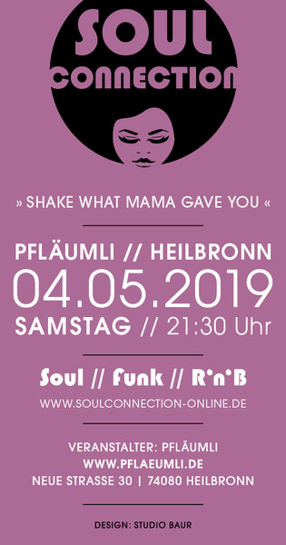 SOUL CONNECTION im Pfläumli