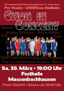 Chor in Concert
