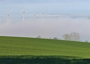 Offshore Windpark im Jagsttal ?