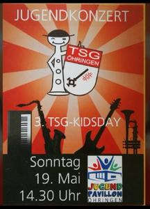Jugendkonzert TSG Music Kids