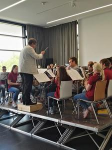 Konzert der Music-Kids der TSG im Jugendpavillon in Öhringen
