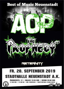 AOP, The Prophecy 23 & Reternity