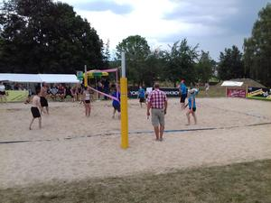 14. Beachvolleyball-Turnierwochenende am 13./14. Juli 2019 in Eberstadt