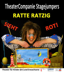 'Ratte Ratzig sieht rot'