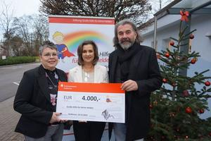 Hope for Children e.V. spendet 4.000 Euro an Grosse Hilfe für kleine Helden
