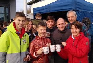hot-chocolate-day an der Leintal-Schule