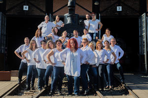 Voiceful the choir macht Halt in Bitzfeld